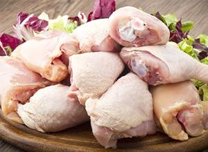 Chicken Biryani Cut